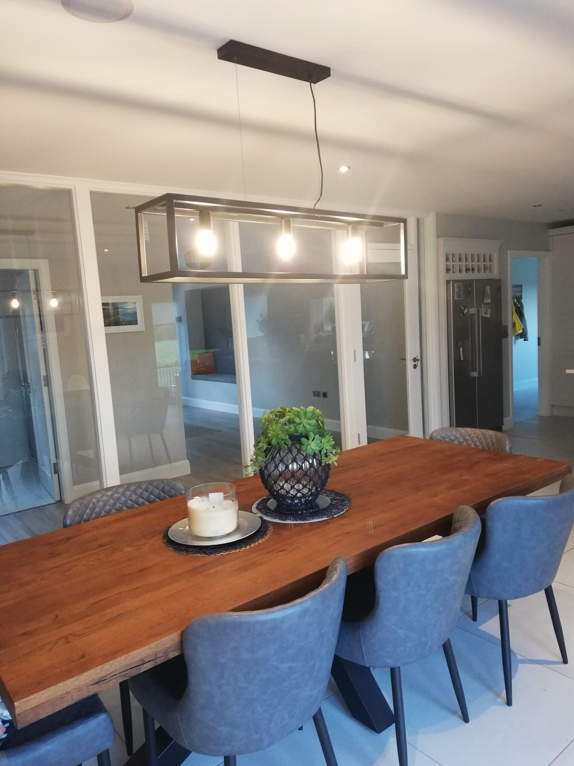 Lighting Design New Build Home